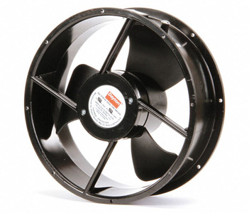 "Dayton 10"" Round AC Axial Fan 115V; 23 Watts; 665 CFM; Model 4WT44"