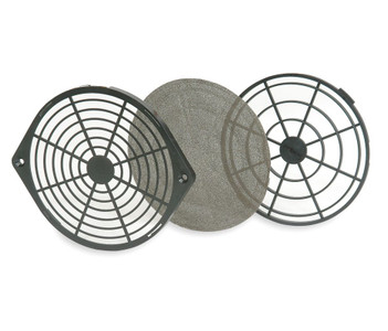 AC Axial Plastic Fan Guard for Dayton Axial Fan Model 3RP16