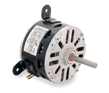 Carrier Electric Motor 1/6hp, 1075 RPM, 1.2 amps, 208-230 Volts Century # 9650