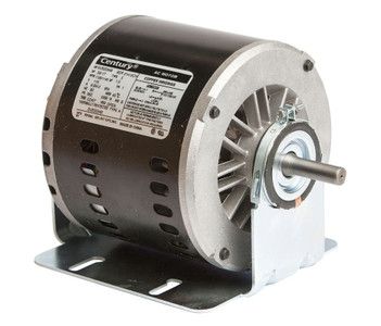 Evaporative Cooler Motor 1/3 hp 1725 RPM 2-Speed 56Z Frame 115V # SVB2034B