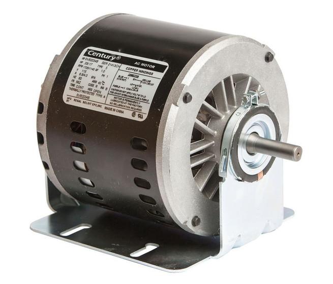 evaporative cooler motor 1 3 hp 1725 rpm 2 speed 56z frame. Black Bedroom Furniture Sets. Home Design Ideas