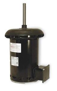 "Condenser Fan Motor 5 5/8"" Dia, .8 hp, 1075 RPM 200-230/460V Single Phase Century # FC1086F"