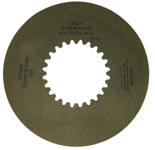 Stearns Brake Friction Disc (8-004-104-00) Replacement # 5-66-8414-00
