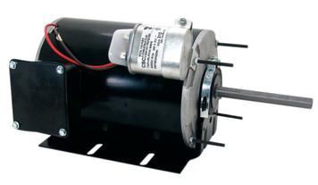 Condenser Fan Motor Single Phase - Resilient Base 1 hp, 1075 RPM, 208-230/460V Century # FB1106