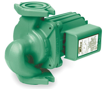Taco Hot Water Circulator Pump Model 0010-F3-3iFC; 115V