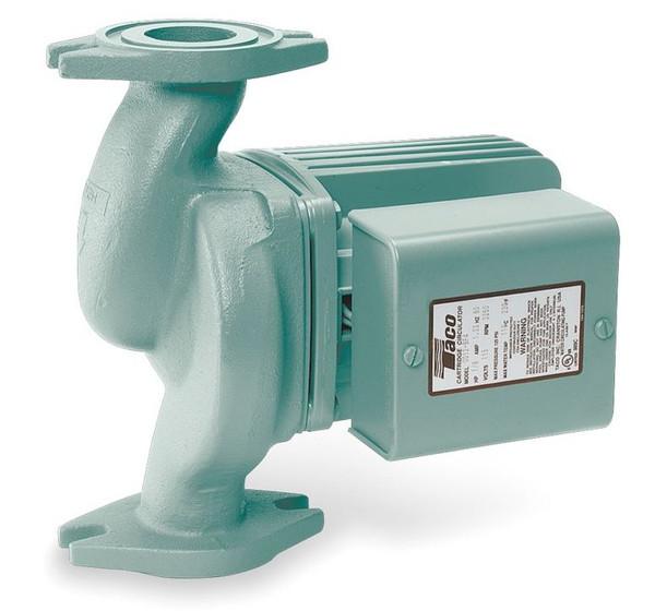Taco Hot Water Circulator Pump Model 0012-F4-1; 115V