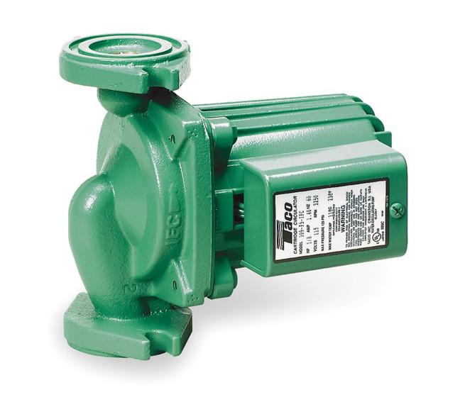 Taco Hot Water Circulator Pump Model 009-F5-iFC; 115V