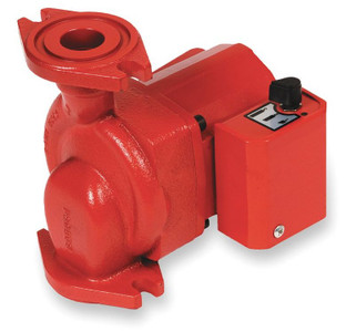 Bell & Gossett Hot Water Circulator Pump NRF-25 115V