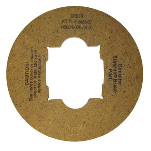 Stearns Brake Friction Disc (8-004-702-00) Replacement # 5-66-8486-00