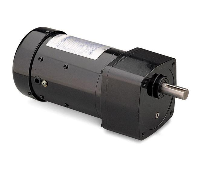 leeson parallel shaft 1 3 hp 345 rpm 230 460 electric. Black Bedroom Furniture Sets. Home Design Ideas