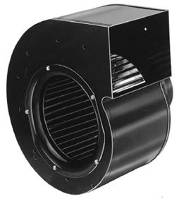 Centrifugal Blower 115/230 Volts 2-Speed Fasco # A1000