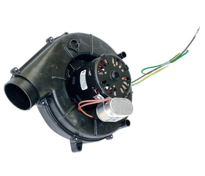 trane, nordyne (6216130, 6217010) furnace draft inducer ... inducer fan motor wiring diagram #4