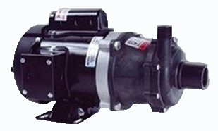 "March Pump TE-5.5C-MD-TEFC; 1"" FPT Inlet/ 3/4"" MPT Outlet; 115/230V"