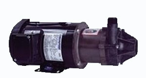 "1 HP March Pump TE-7R-MD-3PH-1HP; 1.5"" FPT Inlet/ 1"" MPT Outlet; 230/460V"