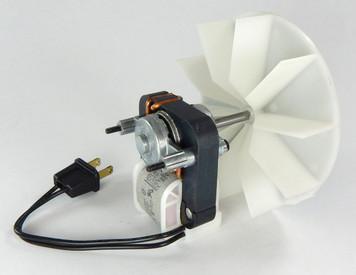 Century C-Frame Vent Fan Motor .89 amps 3000 RPM 120V # C01550 (CCW rotation)