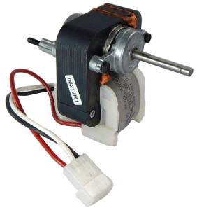 Century C-Frame Vent Fan Motor 1.47 amps 3000 RPM 2-Speed 120V # C01554 (CCW rotation)