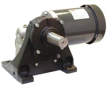 Dayton Gear Motor 1 hp 37 RPM 203-230/460 Volt 3 Phase # 4FDY7