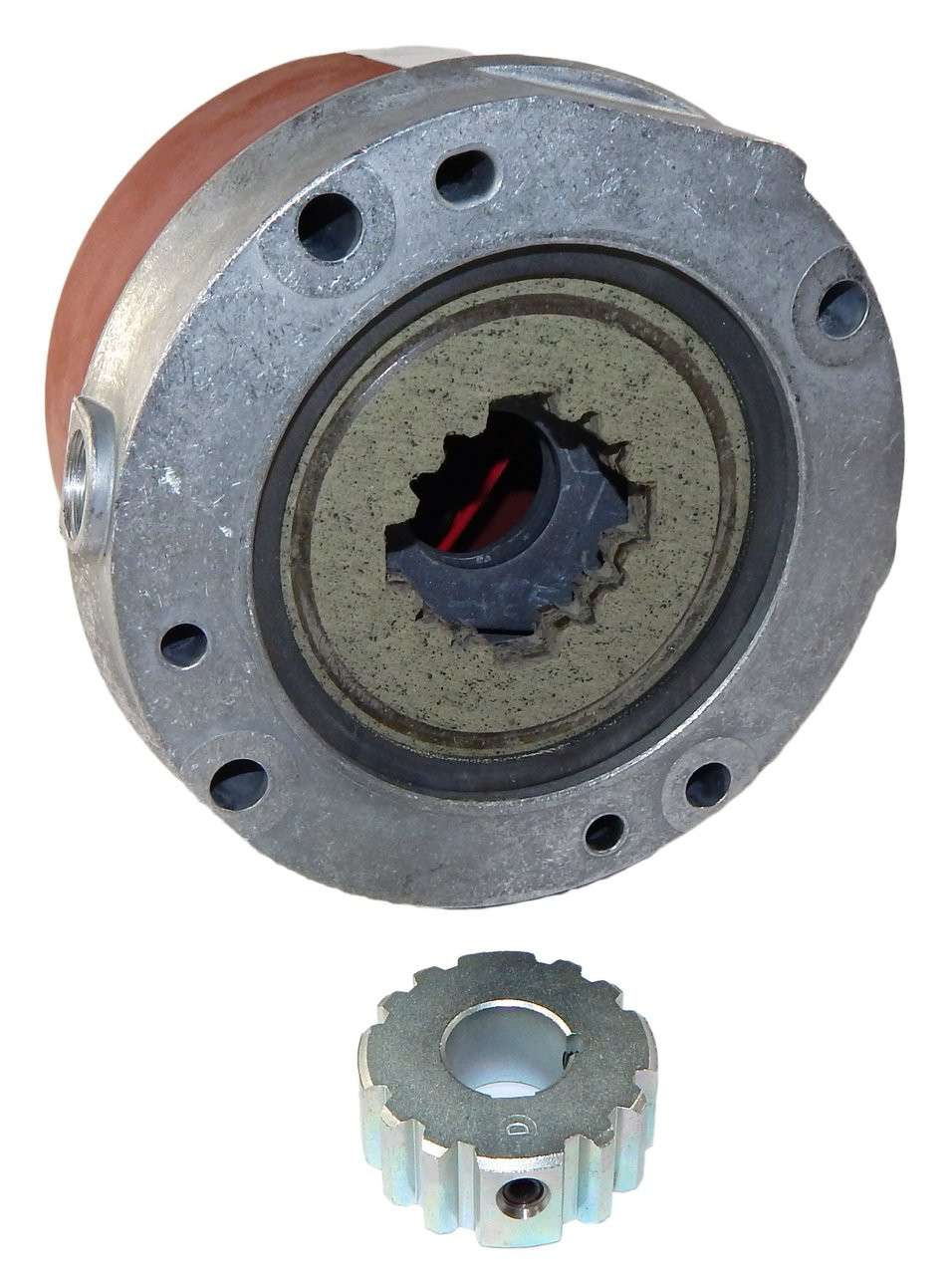 Stearns Brake 1-056-011-00-BQF, NEMA 2, 208-230/460, 3-Phase