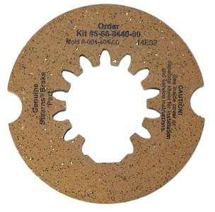 Stearns Brake Friction Disc (8-004-405-00) Replacement # 5-66-8440-00