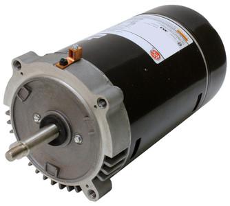 1 1/2 hp 3450 RPM 56J 115/230V Swimming Pool Pump Motor - US Electric Motor # AST165