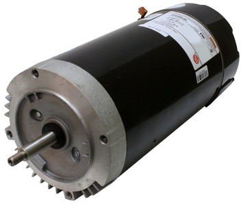 1 hp 3450 RPM 56J Frame 208-230/460V Three Phase US Electric Motor Pool Motor # EH514