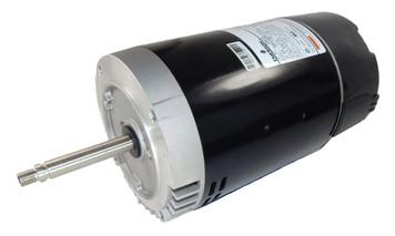 3/4 hp 3450 RPM 115/230V 56CZ Polaris Booster Pump Motor for PB460 Pump US Motor # ASB625
