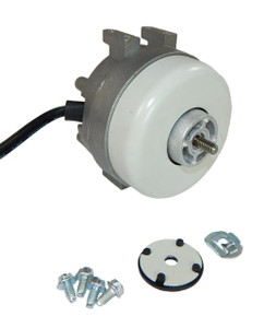 2 Watt 1550 RPM CWLE 230V Unit Bearing Refrigeration Fasco Electric Motor # D552