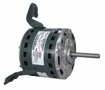 1/2 hp, 1075 RPM, 2-Spd, 208/230V Goodman Furnace Motor 5KCP39KGR696S # 3S010