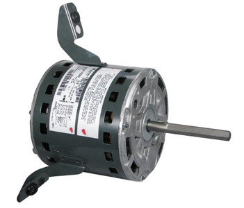 1/2 hp 1130 RPM, 4-Spd 115V Goodman Furnace Motor 5KCP39NGV995AS # G3913