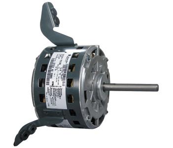 1/5 hp, 1075 RPM, 2-Spd, 208-230V Goodman Furnace Motor 5KCP39CGP874S # 3S005