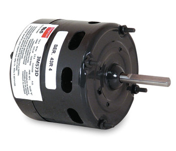 "4.4"" Fan Motor 1/15 hp, 1550 RPM, CWSE 115V Dayton # 3M573"