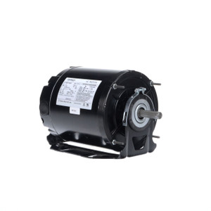 1/4 hp 1725 RPM 48Y Frame 115-208/230V Belt Drive TEAO Blower Motor Century # ARB2024L3
