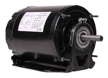 1/3 hp 1725 RPM 48Z Frame 115V Belt Drive Ball Brg Blower Motor Century # 921L