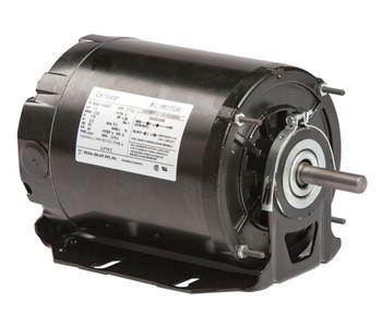 1/3 hp 1725 RPM 48Z Frame 115V Belt Drive Furnace Motor Ball Brg Century # 922L