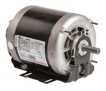 3/4 hp 1725 RPM 2-SPD 56 Fr 460V Belt Drive Blower Motor 3-Phase Century # H658V1