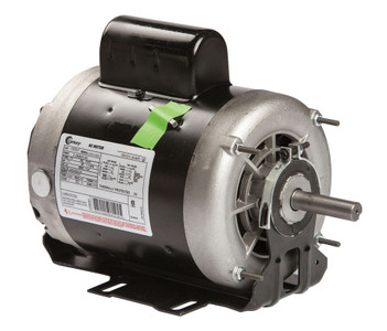 1 hp 1725 RPM 56Z Frame 115/208-230V 60 hz Belt Drive Cap Start Blower Motor Century # C523V1
