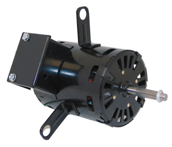 "1/15 hp 3.3"" Diameter 1600 RPM 2-Speed 115 Volts Fasco # D1161"