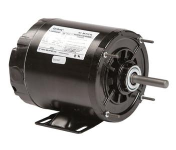 1/3 hp 1725 RPM 48Z Frame 115V Split Phase Rigid Base Motor Century # 889V2