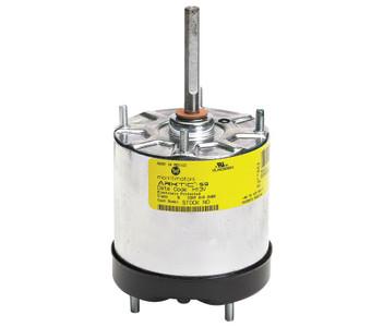 1/15 hp Arktic 59 ECM Refrigeration Motor, CWLE 1550 RPM, 208-230V Morrill # 5200A