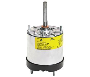 1/15 hp Arktic 59 ECM Refrigeration Motor, CCWLE 1550 RPM, 208-230V Morrill # 5201A