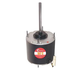 1/2 hp 1075 RPM, 80°C, 208-230V HeatMaster Ultra Condenser Motor Century # FE1056SU
