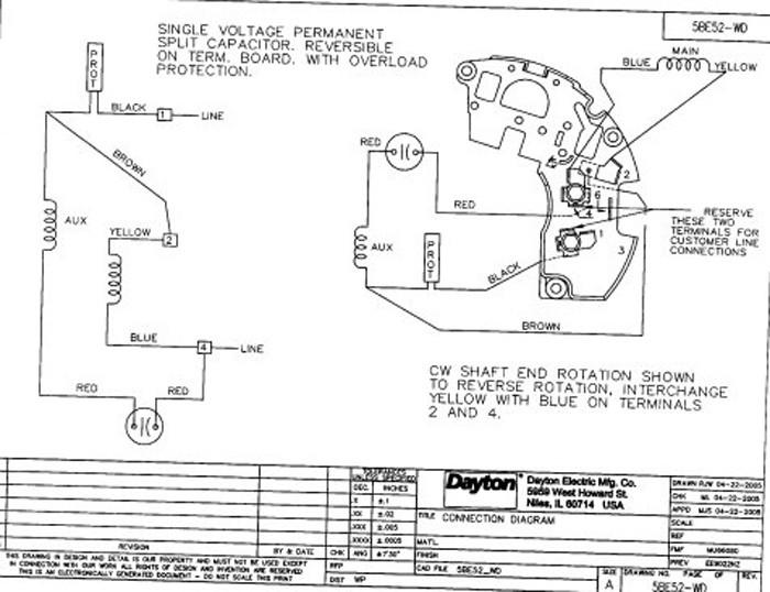 Century Ac Motor Wiring Diagram Photo Album Wire Diagram Images