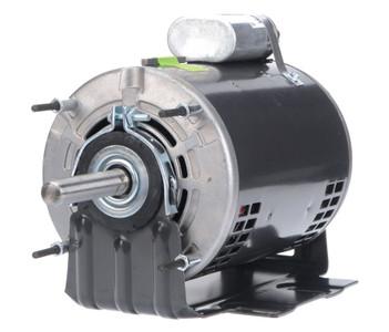 1/3 HP Direct Drive Blower Motor 1100 RPM 115V Dayton # 4YU24