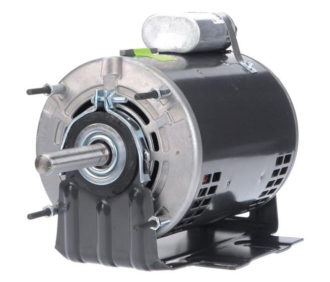 1  3 Hp Direct Drive Blower Motor 1100 Rpm 115v Dayton   4yu24