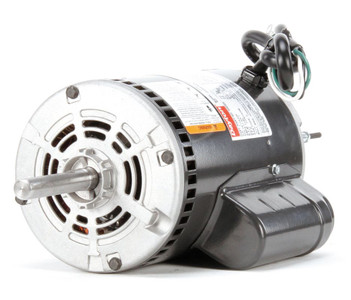 1 HP Direct Drive Blower PSC Motor 1140 RPM 115/230V Dayton 5BE68