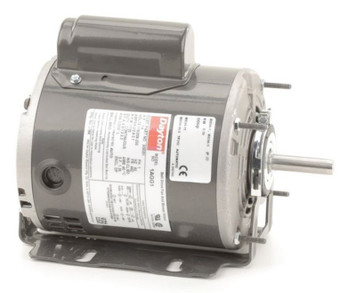 1/4 hp Belt Drive Blower Cap Start Motor 1725 RPM 115/208-230V Dayton 1AGG1