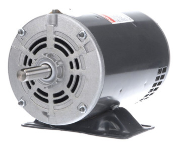 1 hp Belt Drive Blower 3 Phase Motor 1725 RPM 208-230/460V Dayton 4YU38