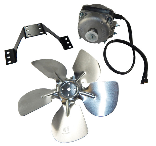 Elco Refrigeration Motor 6 Watt 115v Fan Assembly   59
