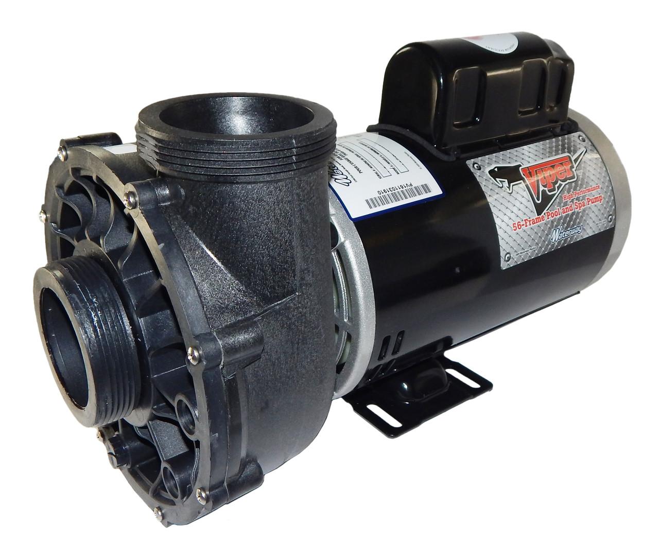 Waterway Pumps 3721621 Wiring Diagram Basic Guide Emerson Pool Pump Motor 4hp Viper Spa Side Discharge 2 Speed 56 Frame Rh Electricmotorwarehouse Com Bn35ss Hayward Troubleshooting