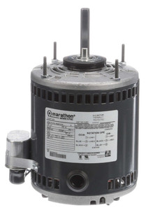 1/8 hp 825 RPM 48Y, 115V Greenheck 300008 Replacement Motor # X261